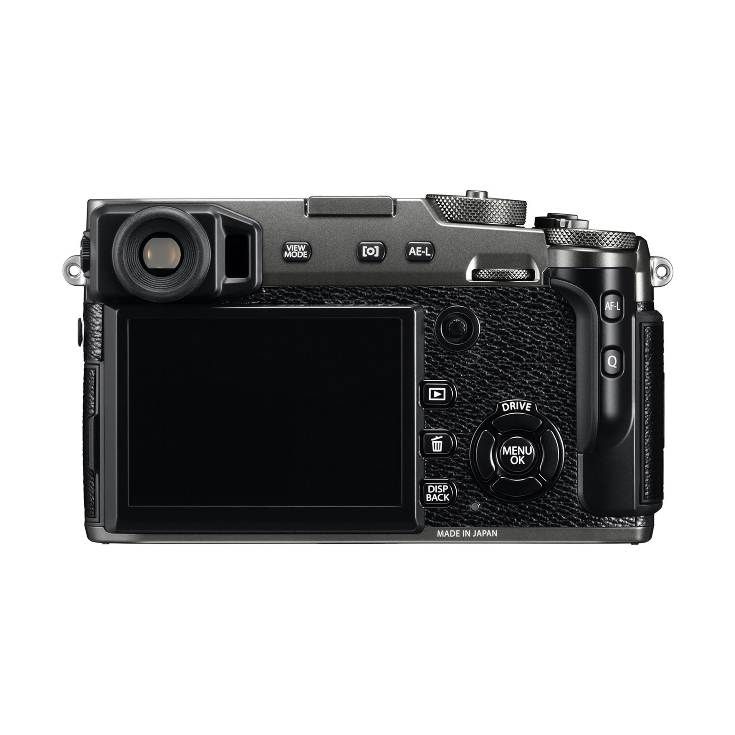 Fujifilm X-Pro2 Graphite Edition + XF 23mm R WR