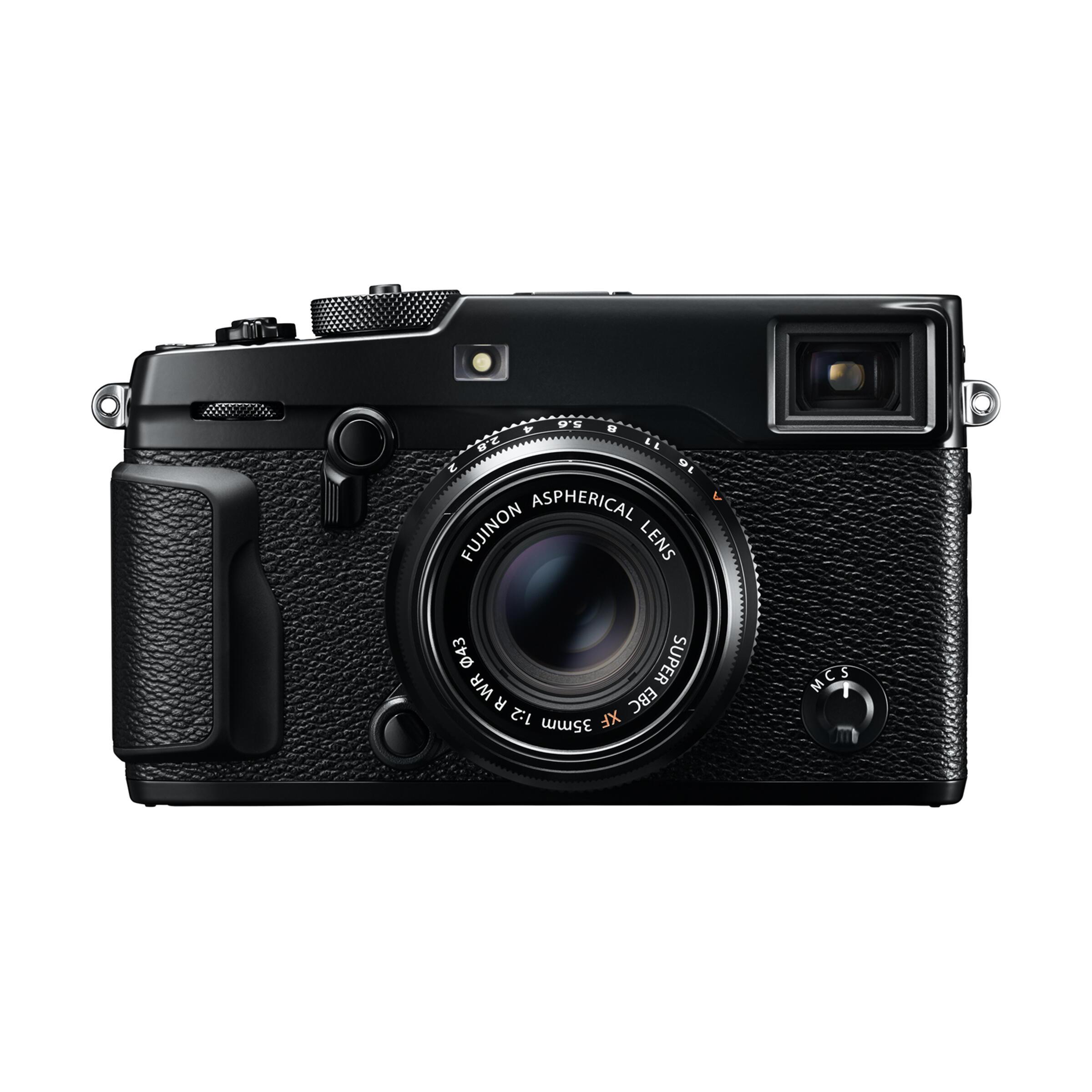 Fujifilm X-Pro2 + XF 35mm R WR