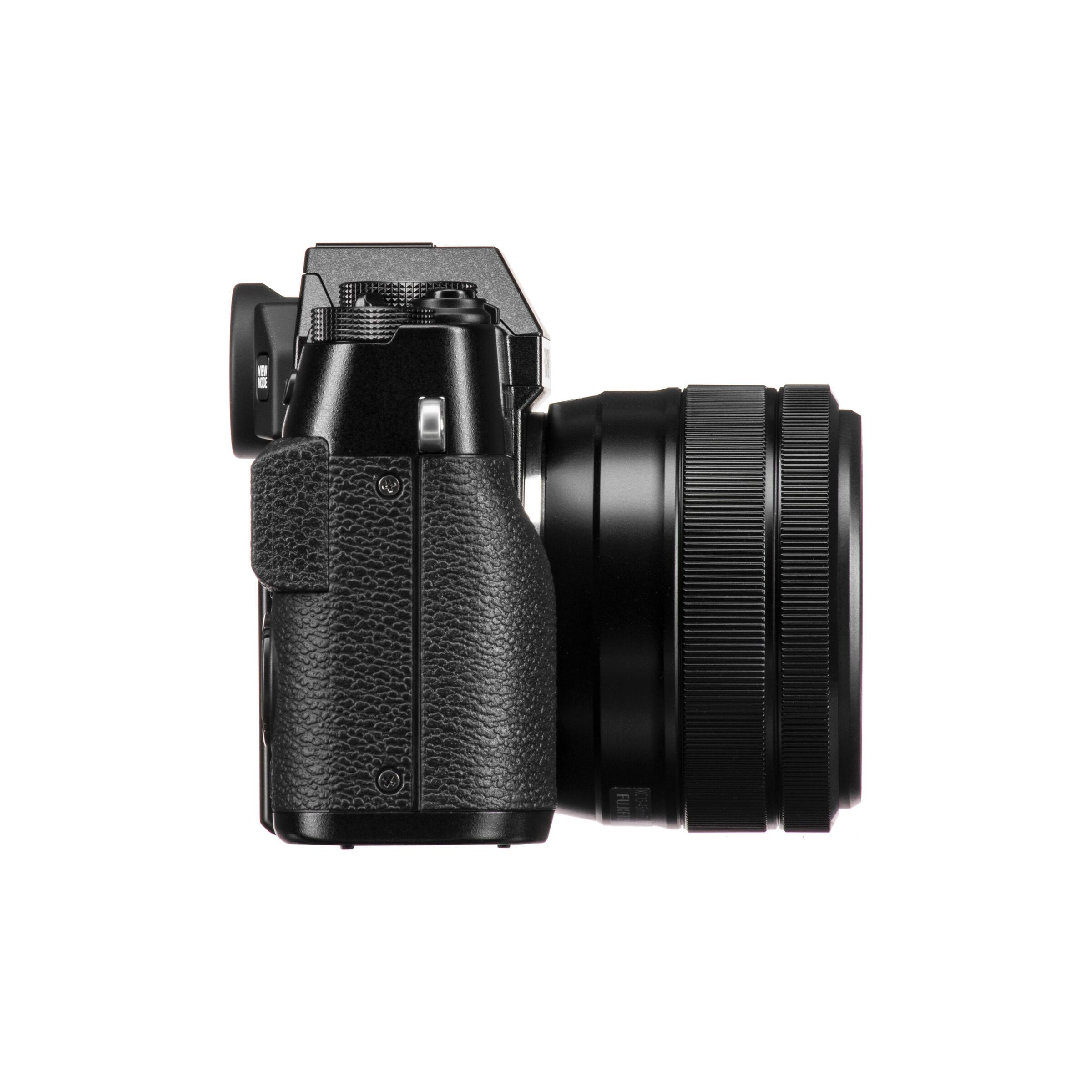 Fujifilm X-T20 + XC 15-45mm : Schwarz