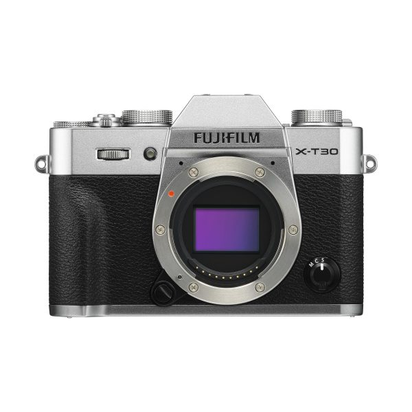 Fujifilm X-T30 : Silber