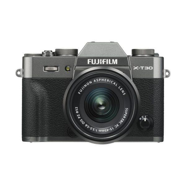 Fujifilm X-T30 + XC 15-45mm OIS PZ : Anthrazit