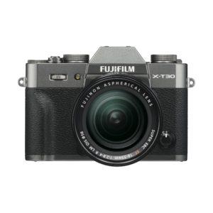 Fujifilm X-T30 + XF 18-55mm R LM OIS : Anthrazit
