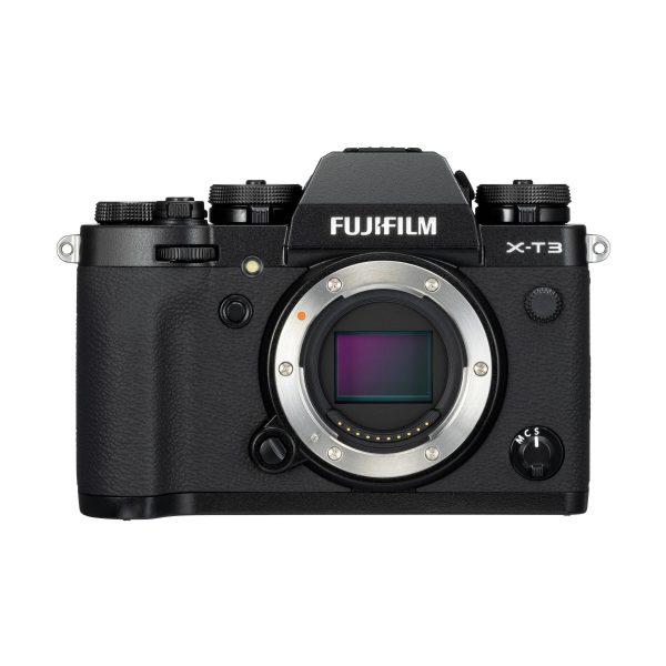 Fujifilm X-T3 : Schwarz