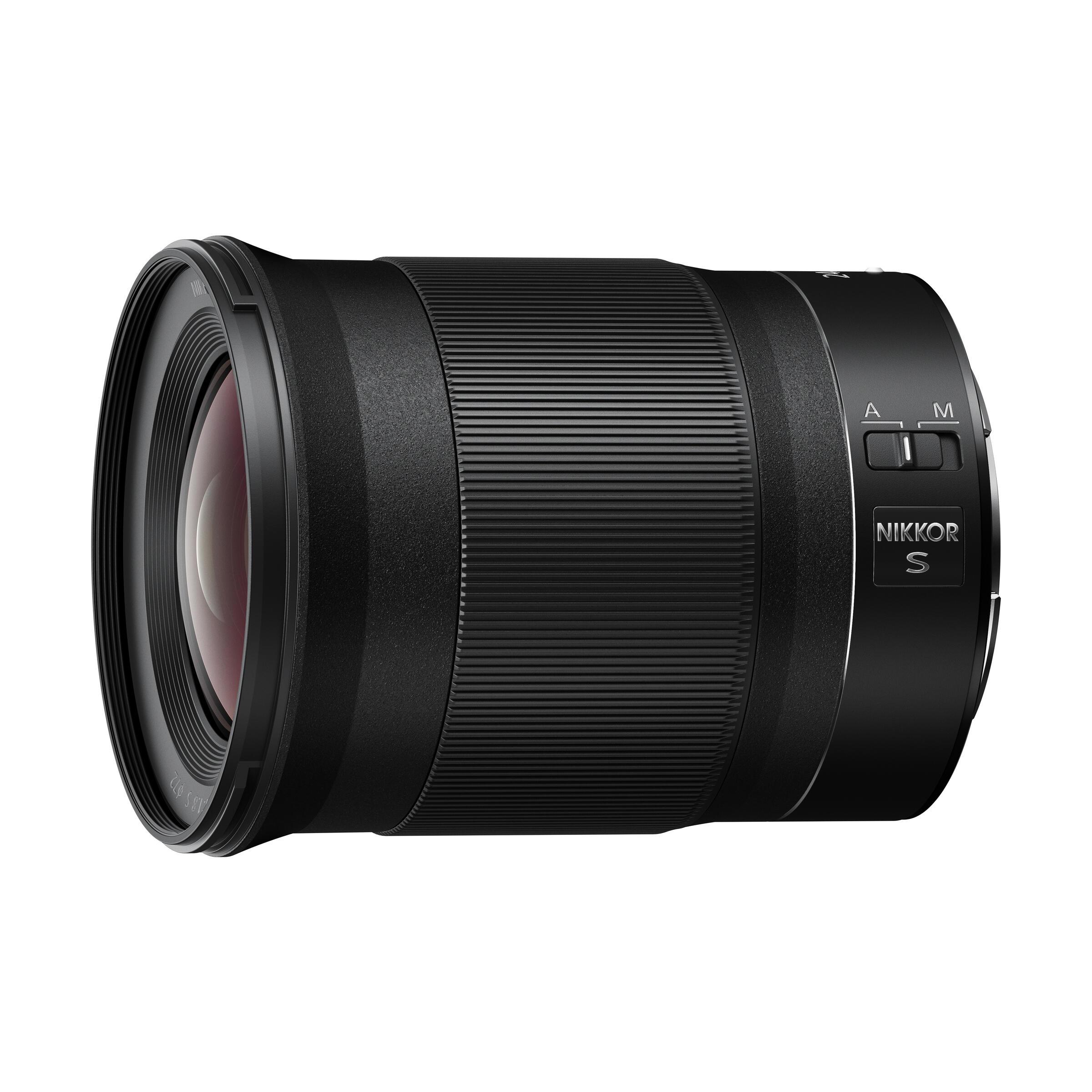Nikon Z 24mm f/1,8 S