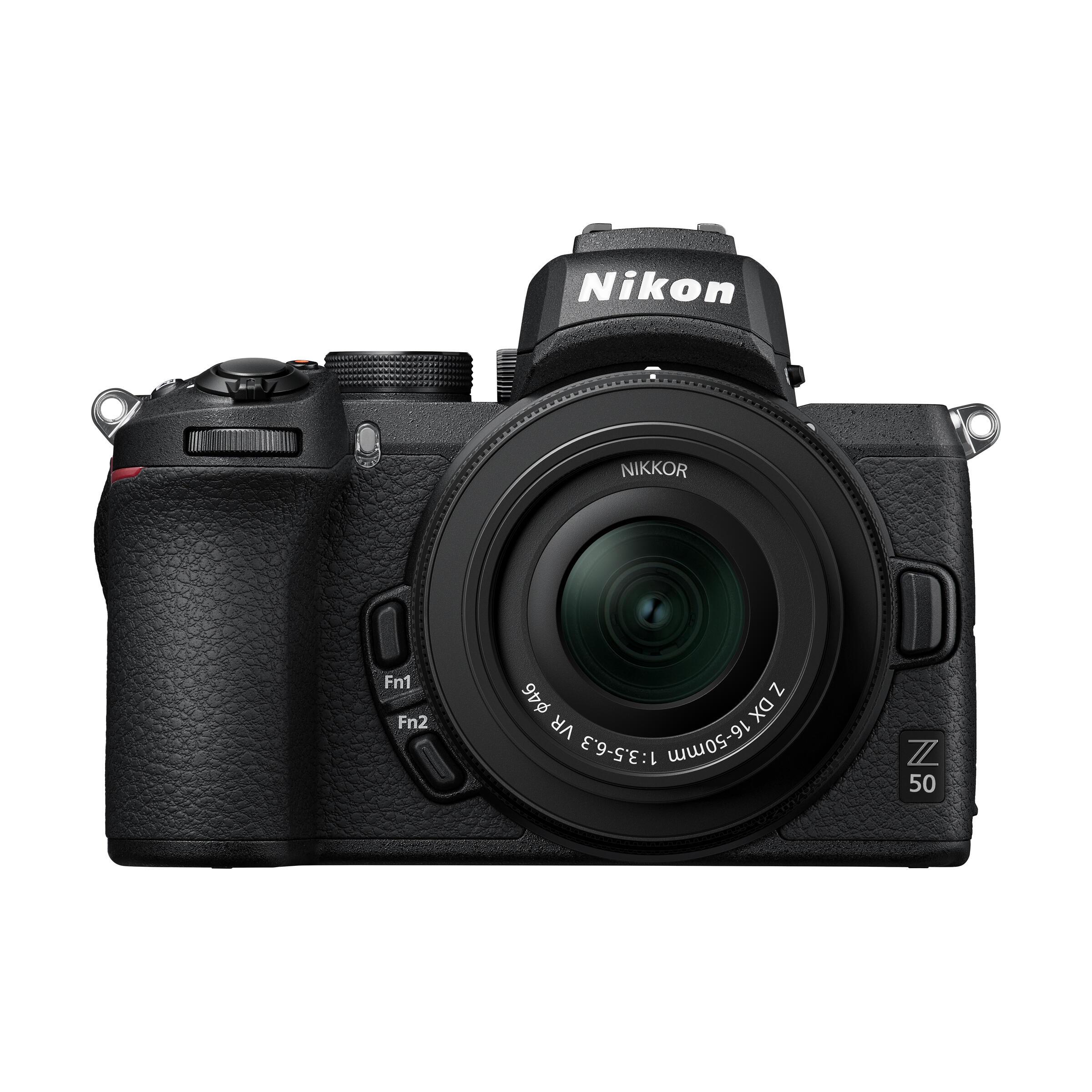 Nikon Z 50 + Z DX 16-50mm VR