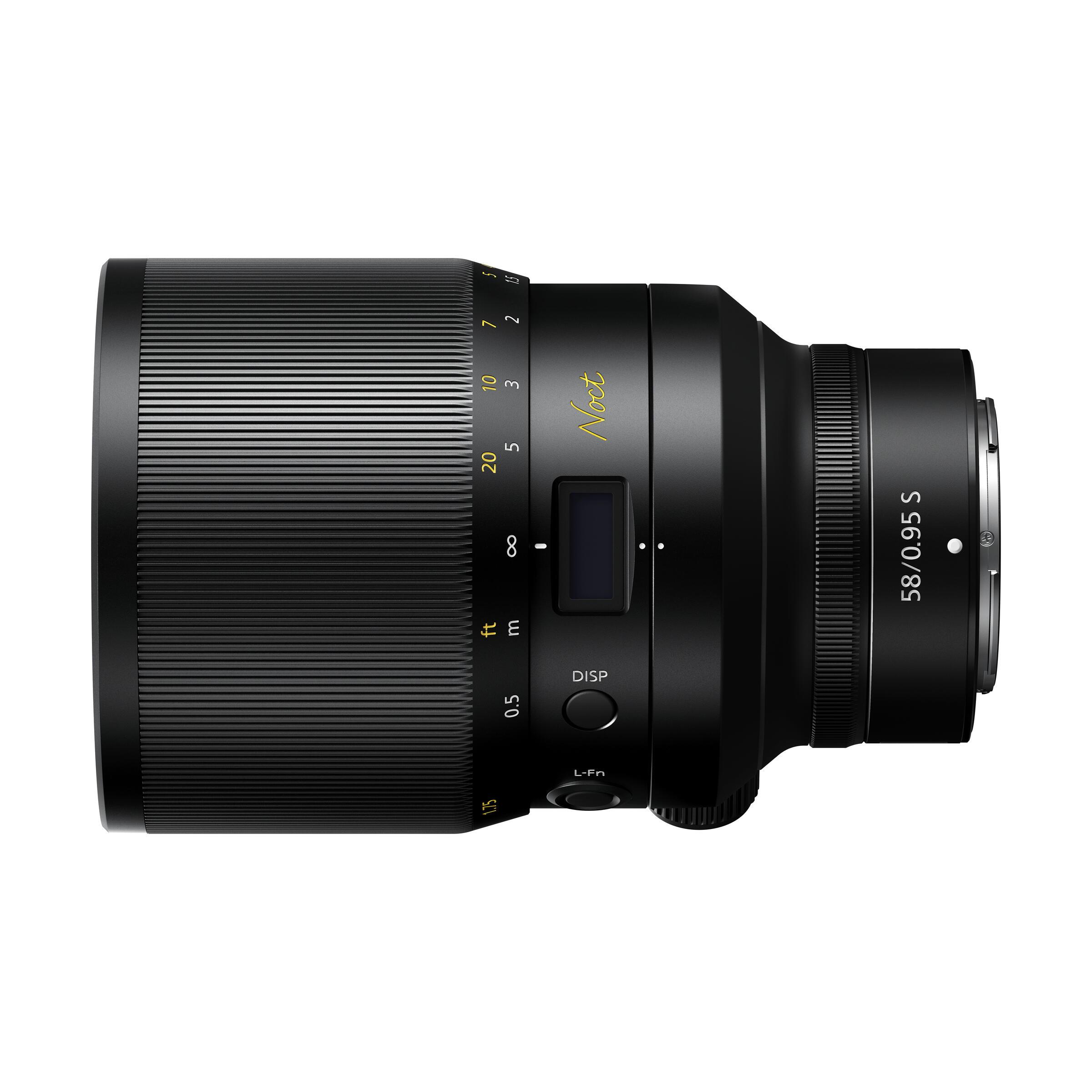 Nikon Z 58mm f/0,95 S Noct