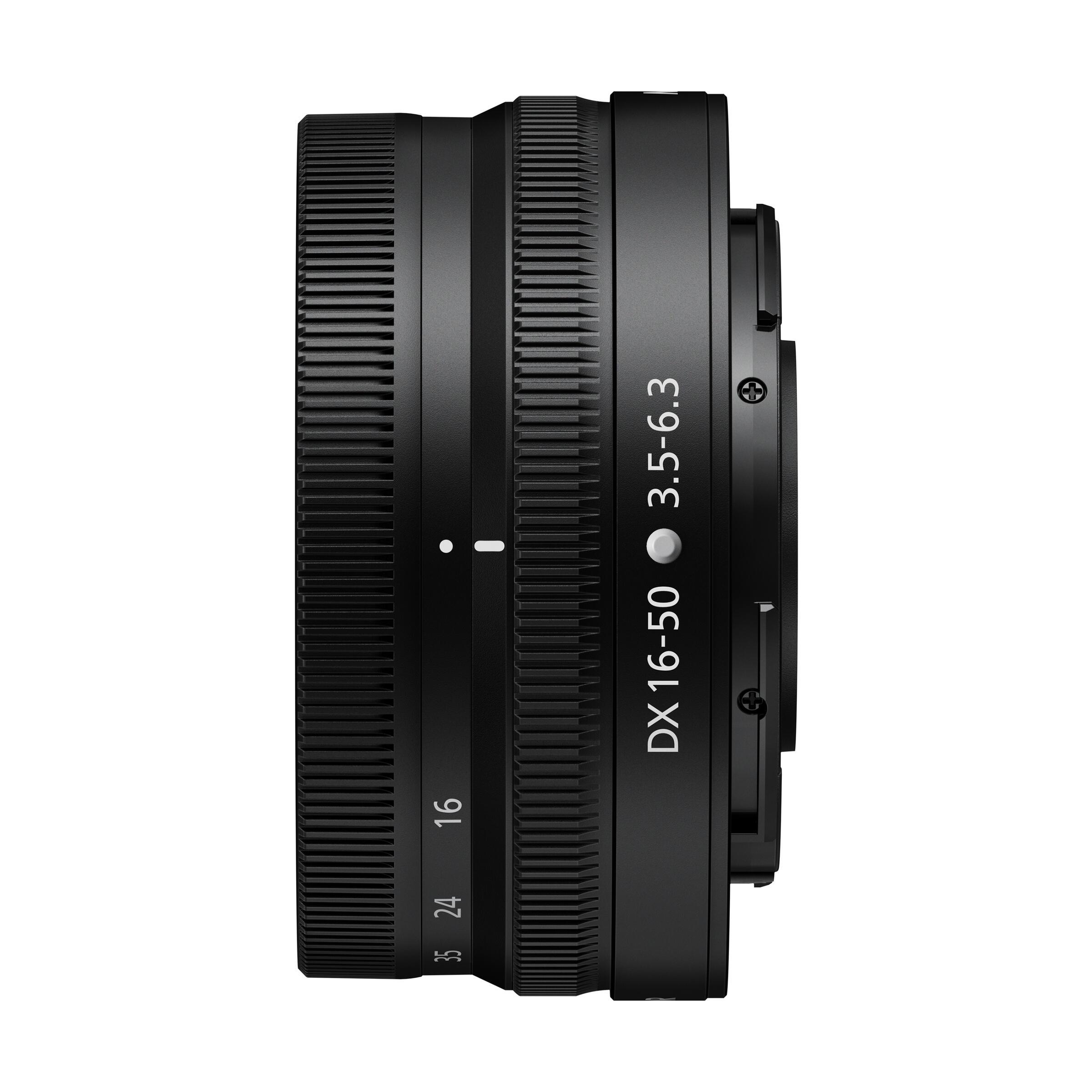 Nikon Z DX 16-50mm f/3,5-6,3 VR