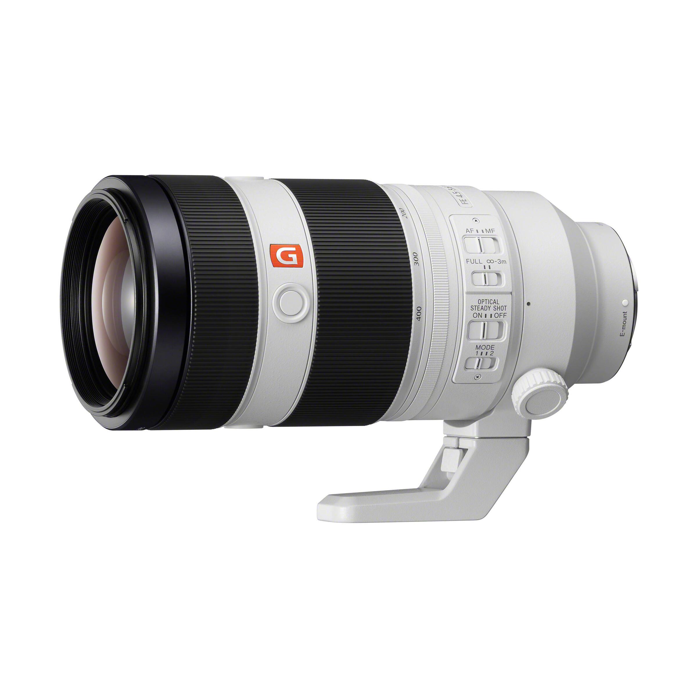 Sony FE 100-400mm f/4,5-5,6 GM OSS