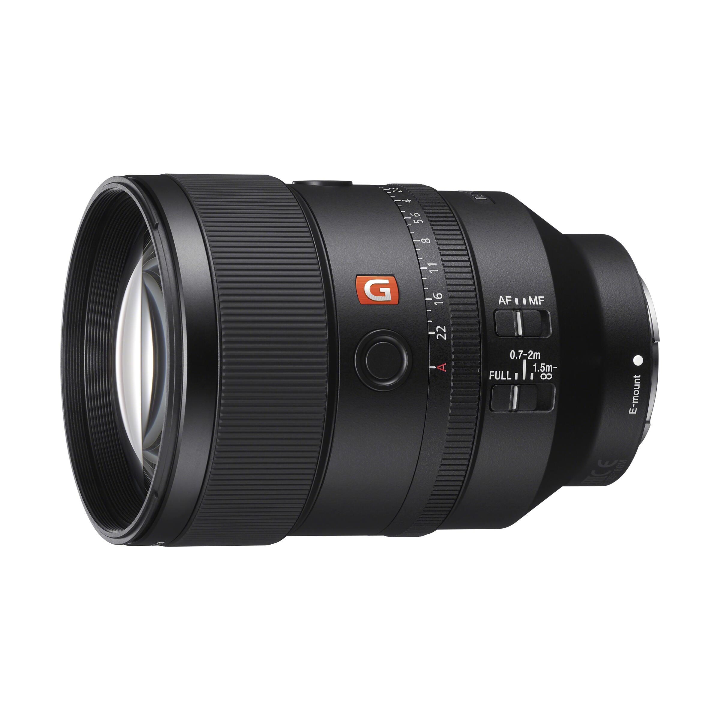 Sony FE 135mm f/1,8 GM
