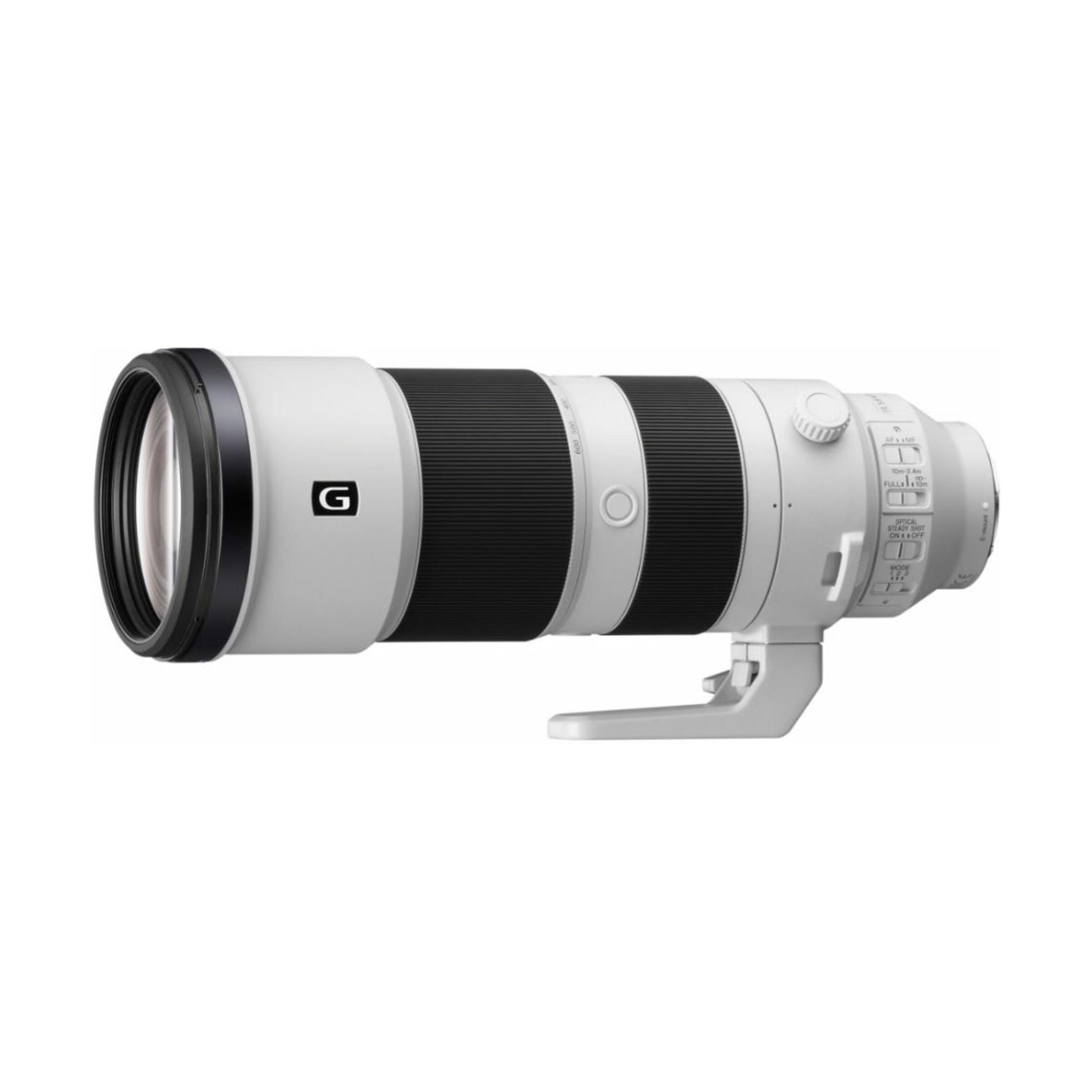 Sony FE 200-600mm f/5,6-6,3 G OSS