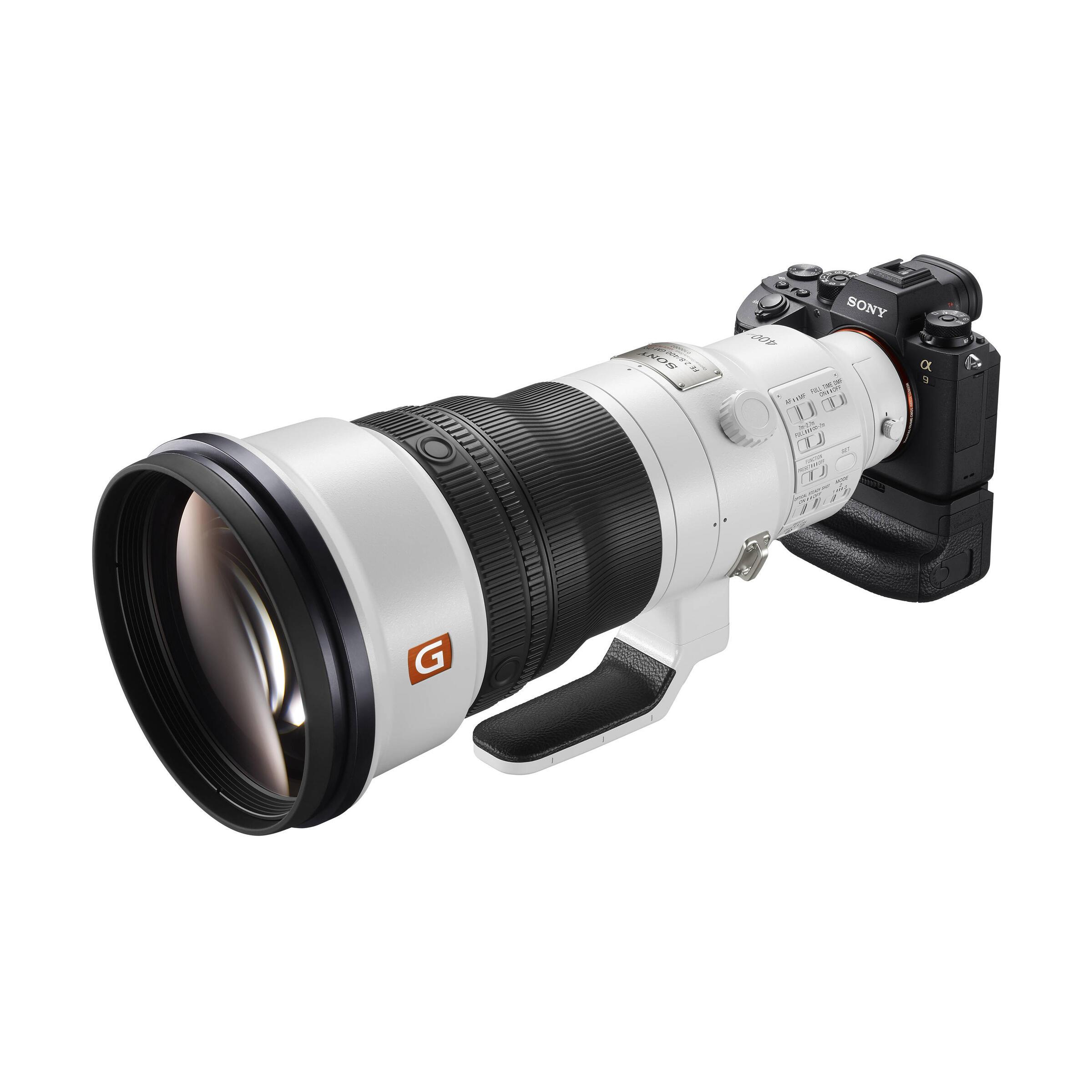 Sony FE 400mm f/2,8 GM OSS