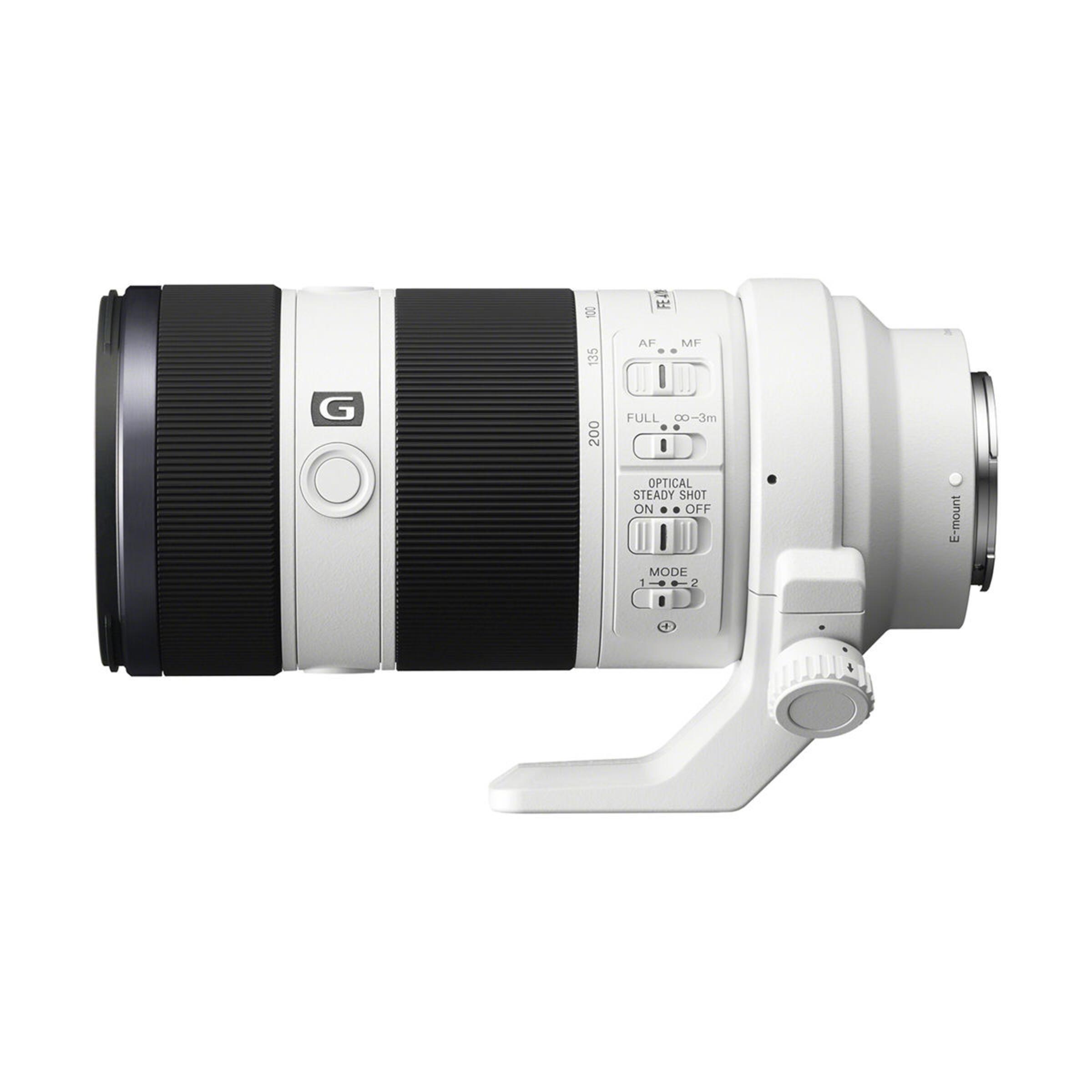 Sony FE 70-200mm f/4,0 G OSS
