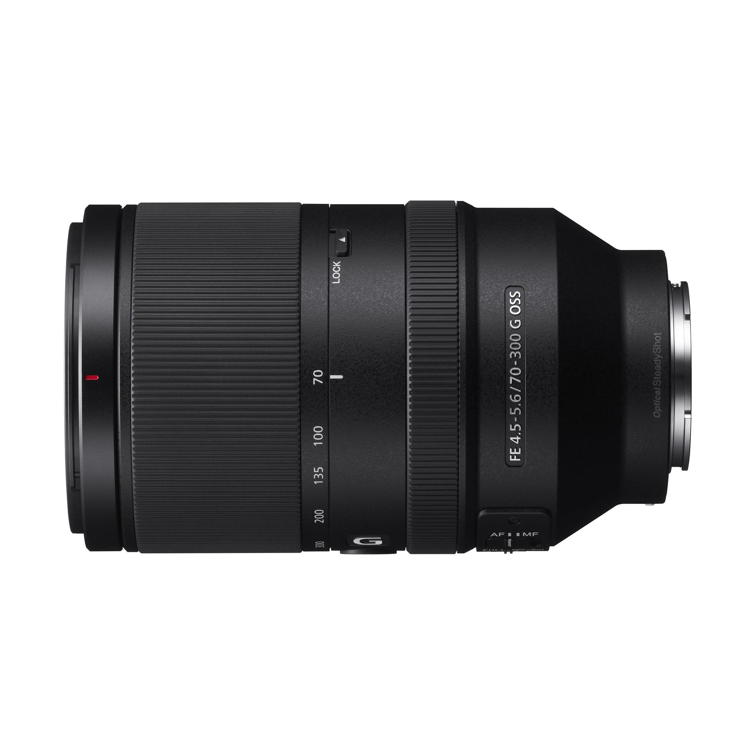Sony FE 70-300mm f/4,5-5,6 G OSS