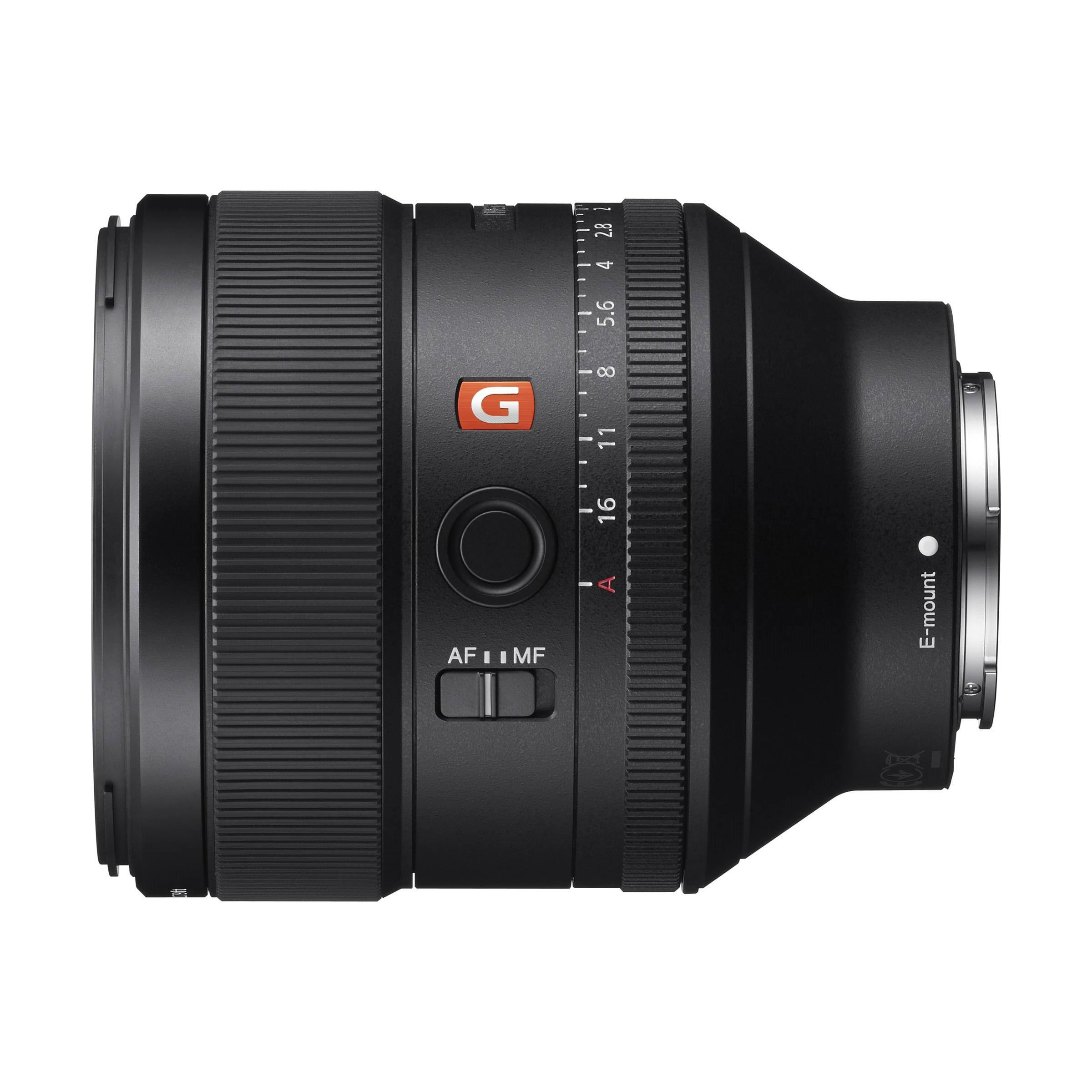 Sony FE 85mm f/1,4 GM
