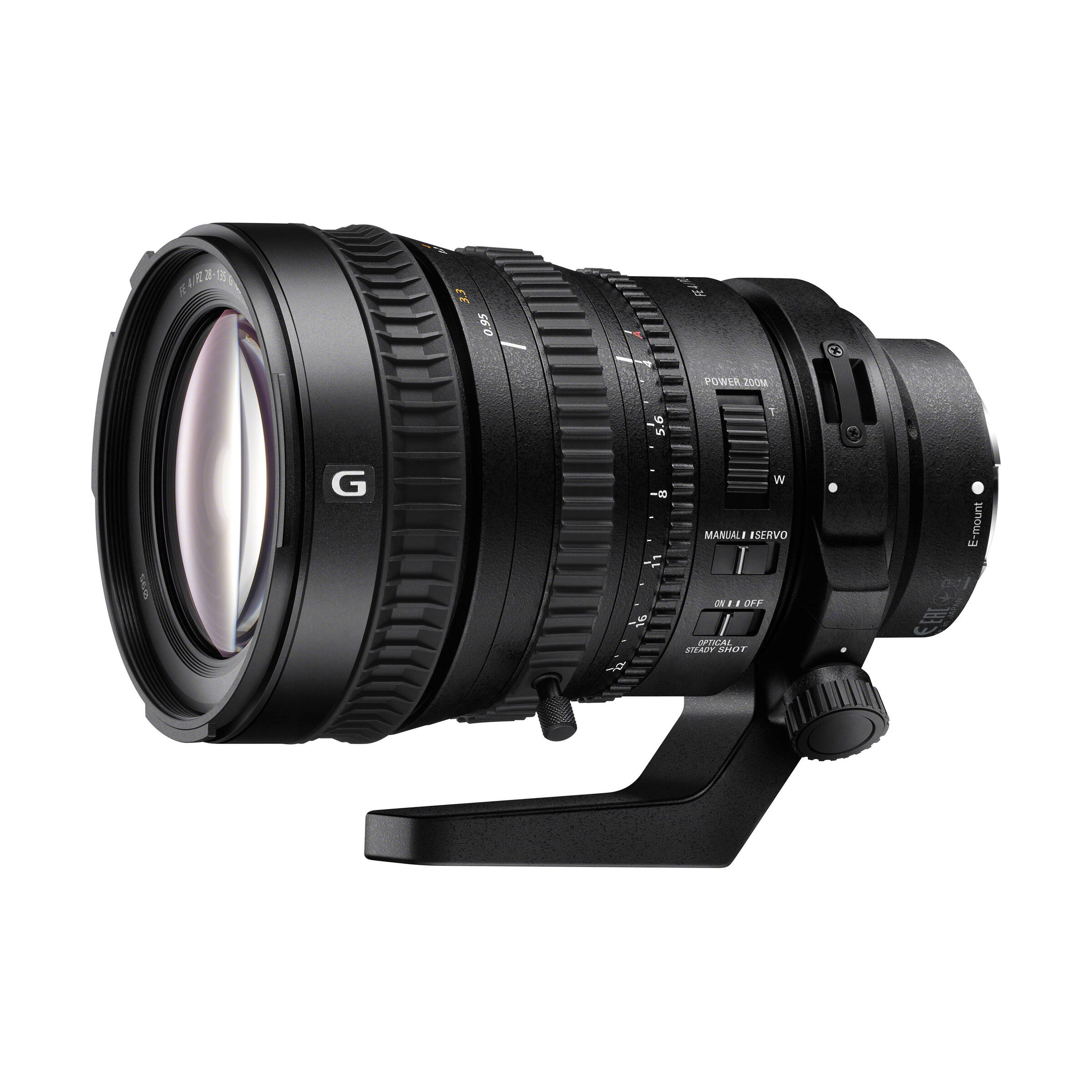 Sony FE PZ 28-135mm f/4,0 G OSS