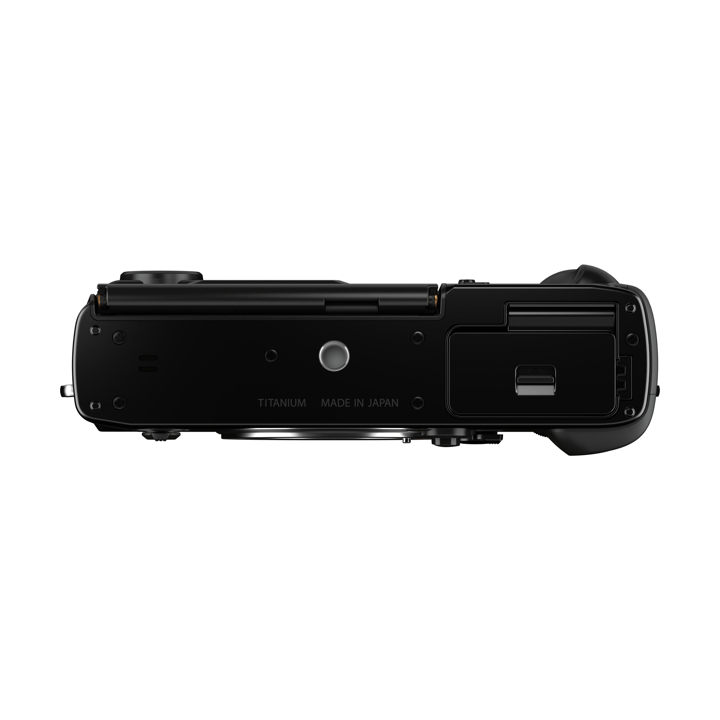 Fujifilm X-Pro3 : Schwarz