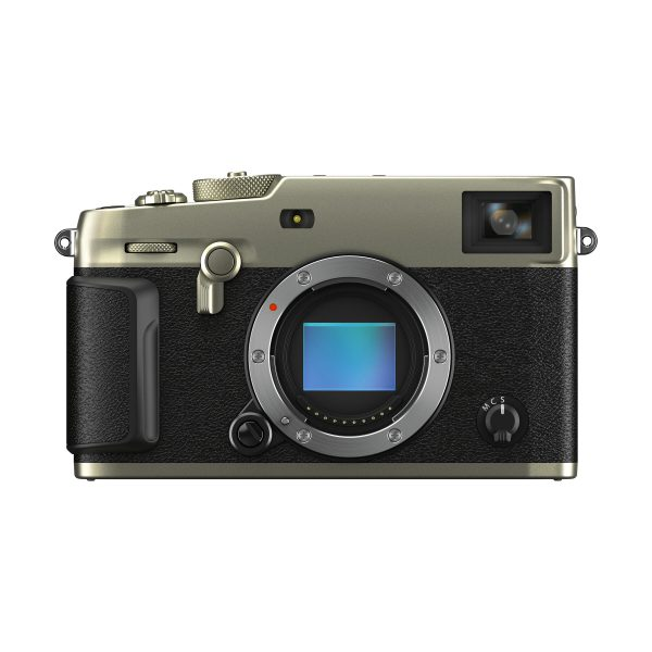Fujifilm X-Pro3 : DURA Silber