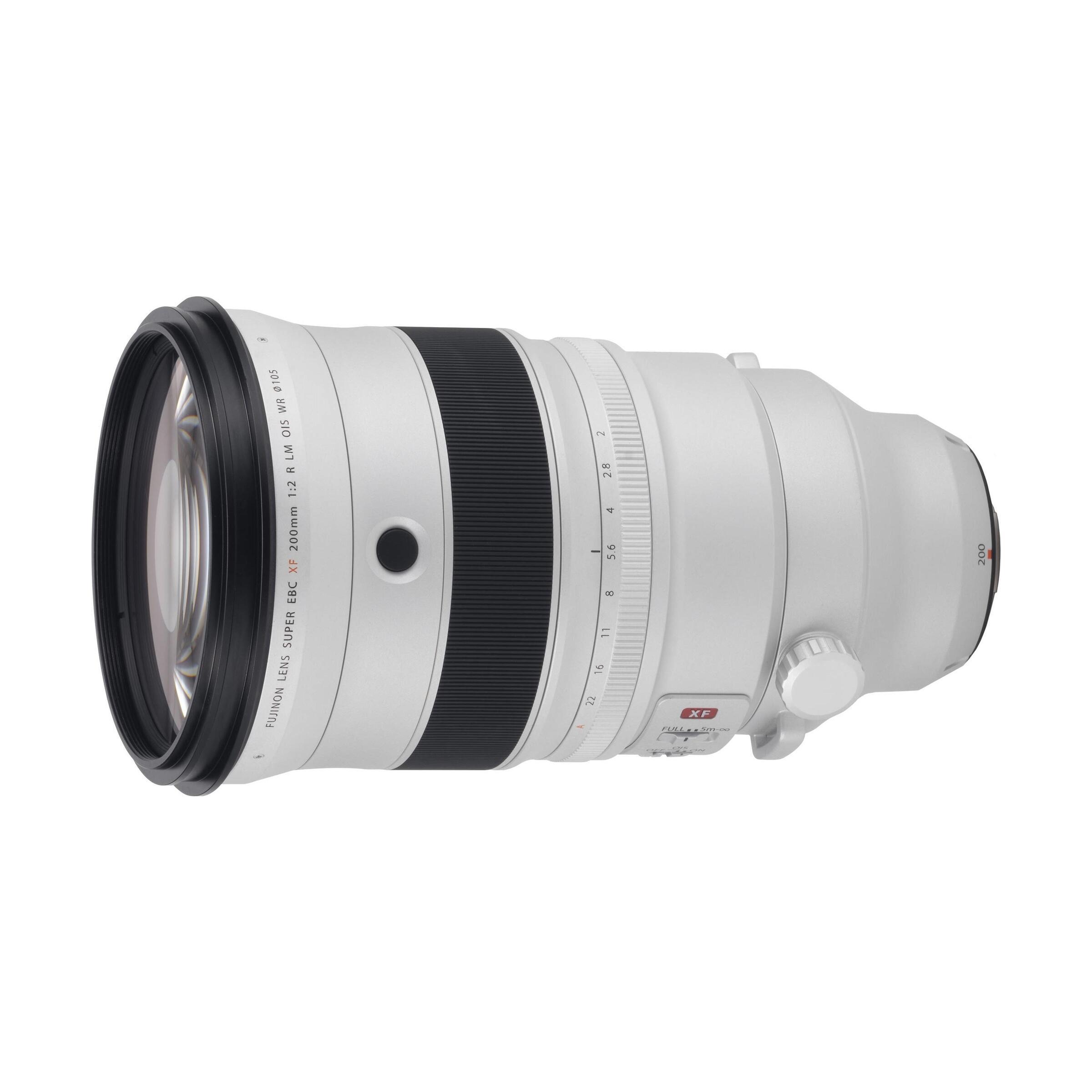 Fujifilm XF 200mm f/2,0 OIS WR + XF 1,4x TC F2 WR