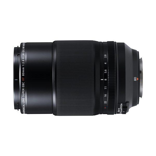 Fujifilm XF 80mm f/2,8 R LM OIS WR Macro