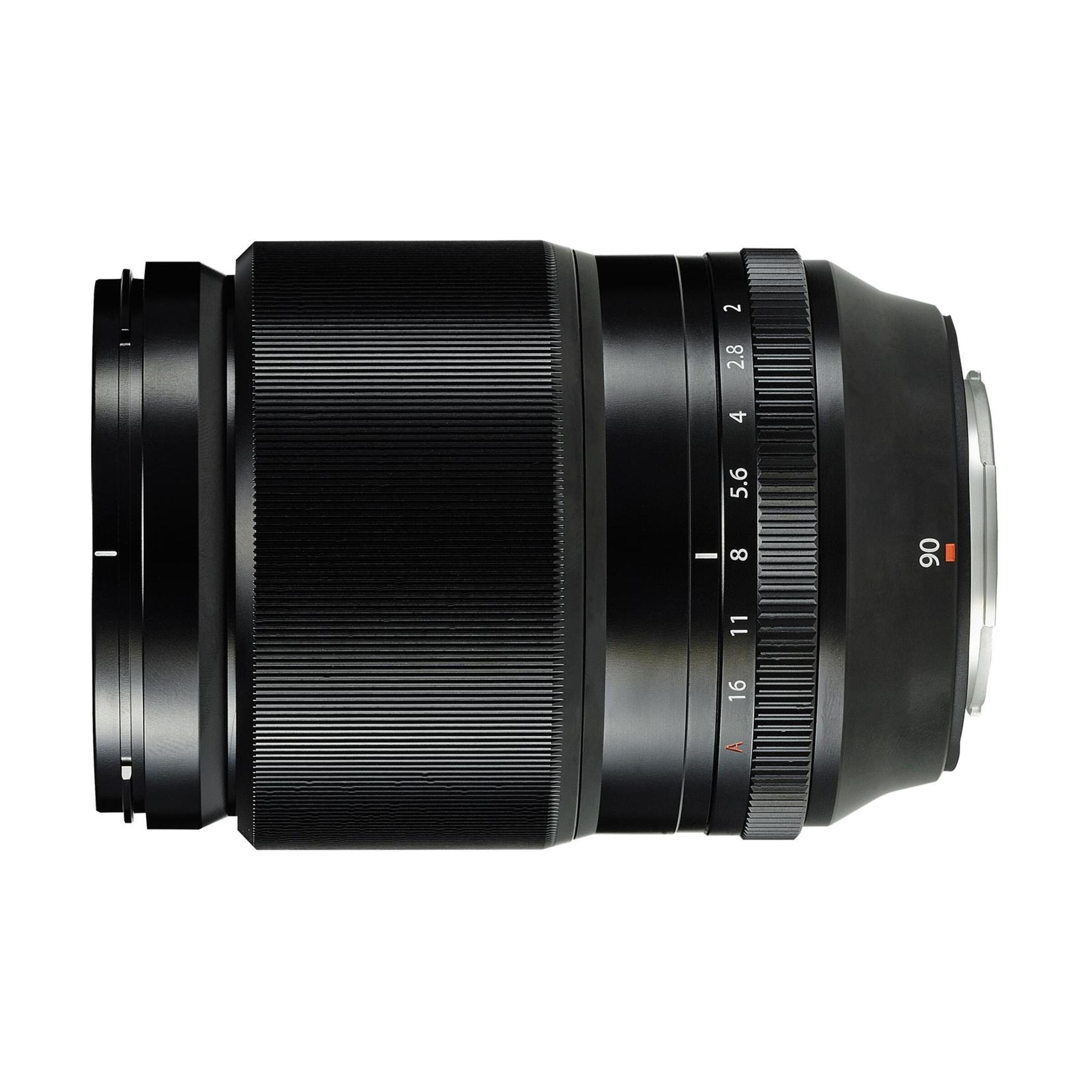 Fujifilm XF 90mm f/2,0 R LM WR