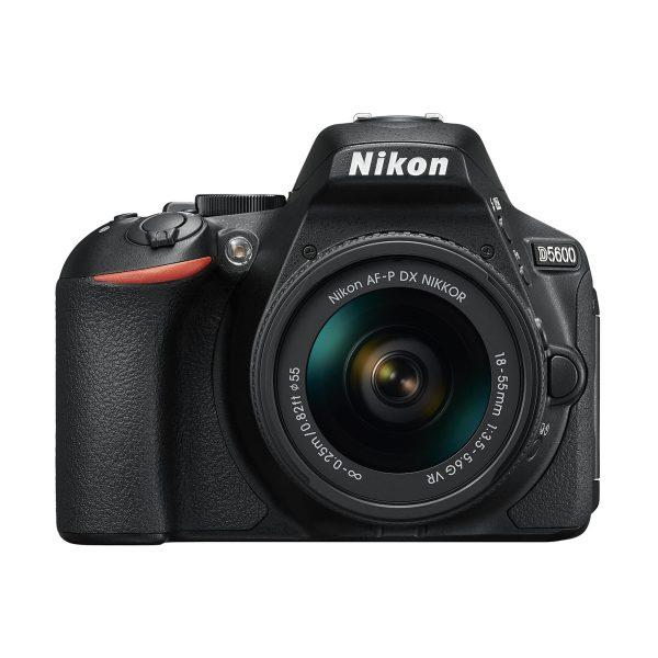 Nikon D5600 + AF-P DX 18-55mm G VR