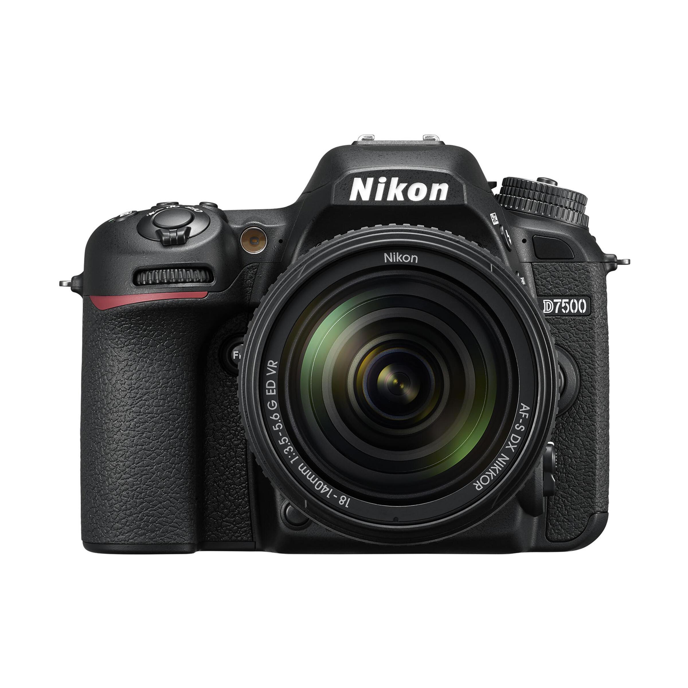 Nikon D7500 + AF-S DX 18-140mm G ED VR