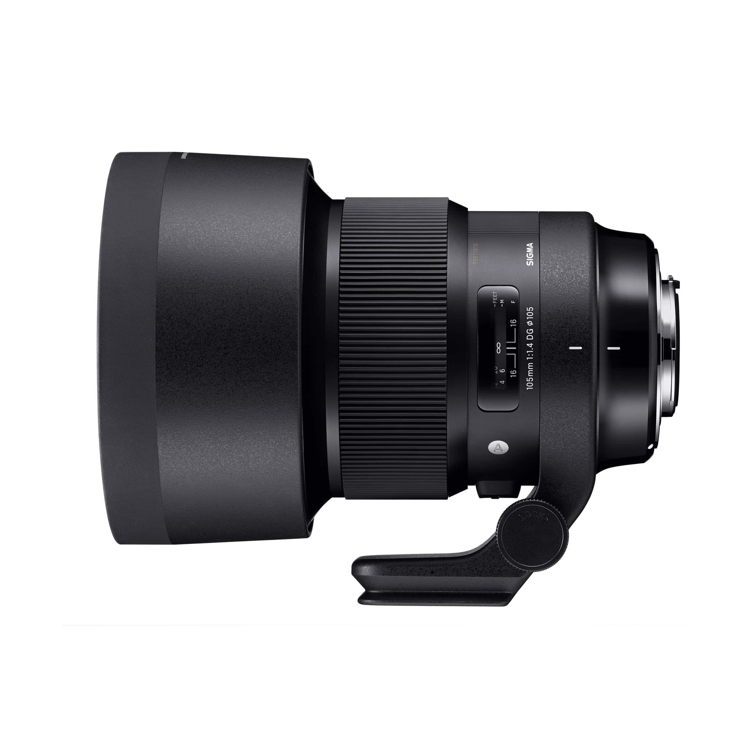Sigma 105mm f/1,4 DG HSM Art für Canon EF