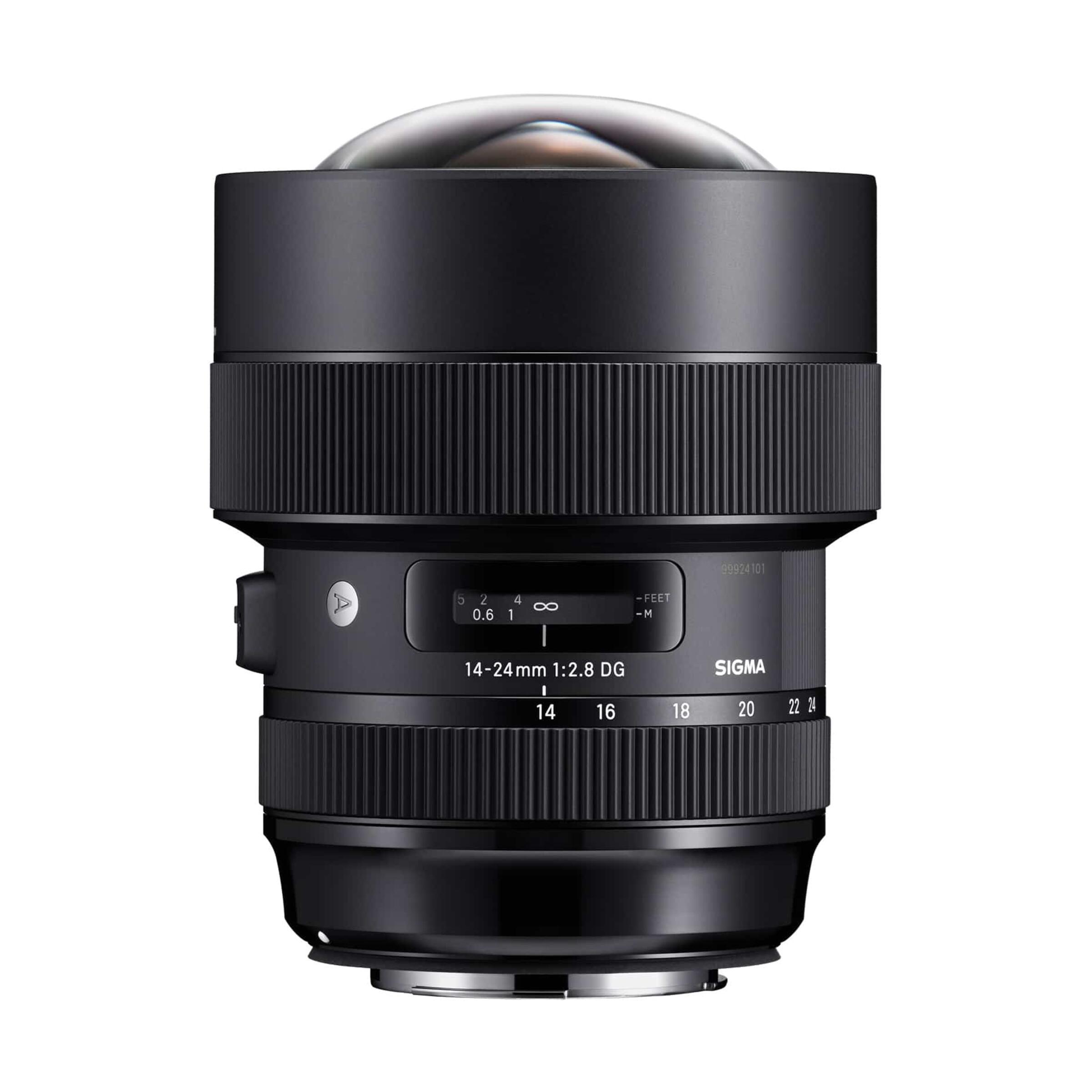 Sigma 14-24mm f/2,8 DG HSM Art für Canon EF