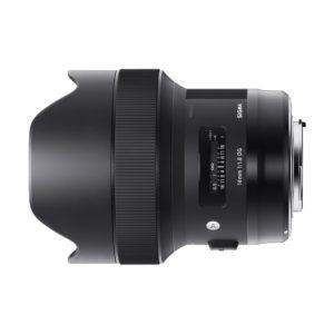 Sigma 14mm f/1,8 DG HSM Art für Canon EF