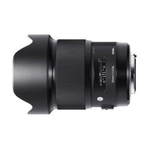 Sigma 20mm f/1,4 DG HSM Art für Canon
