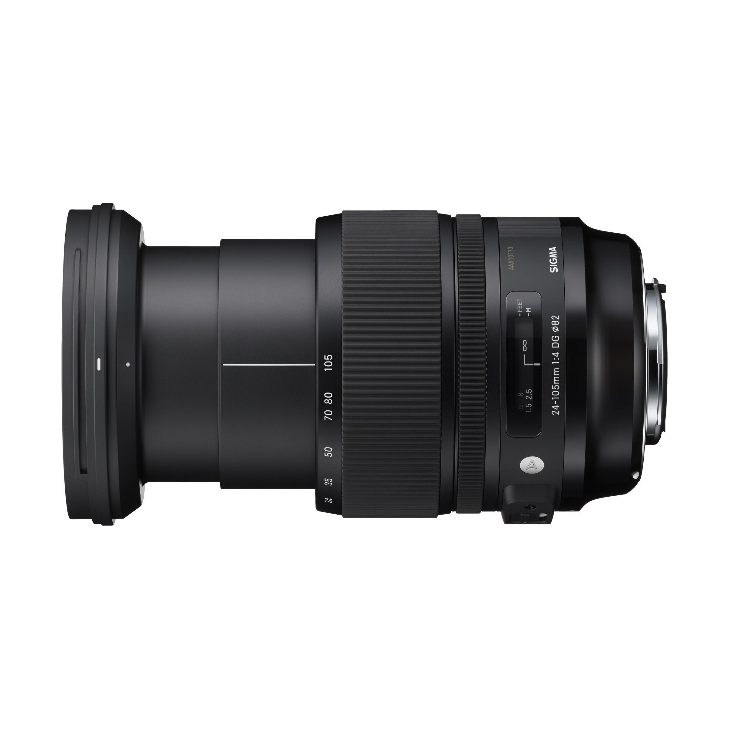 Sigma 24-105mm f/4,0 DG OS HSM Art für Canon