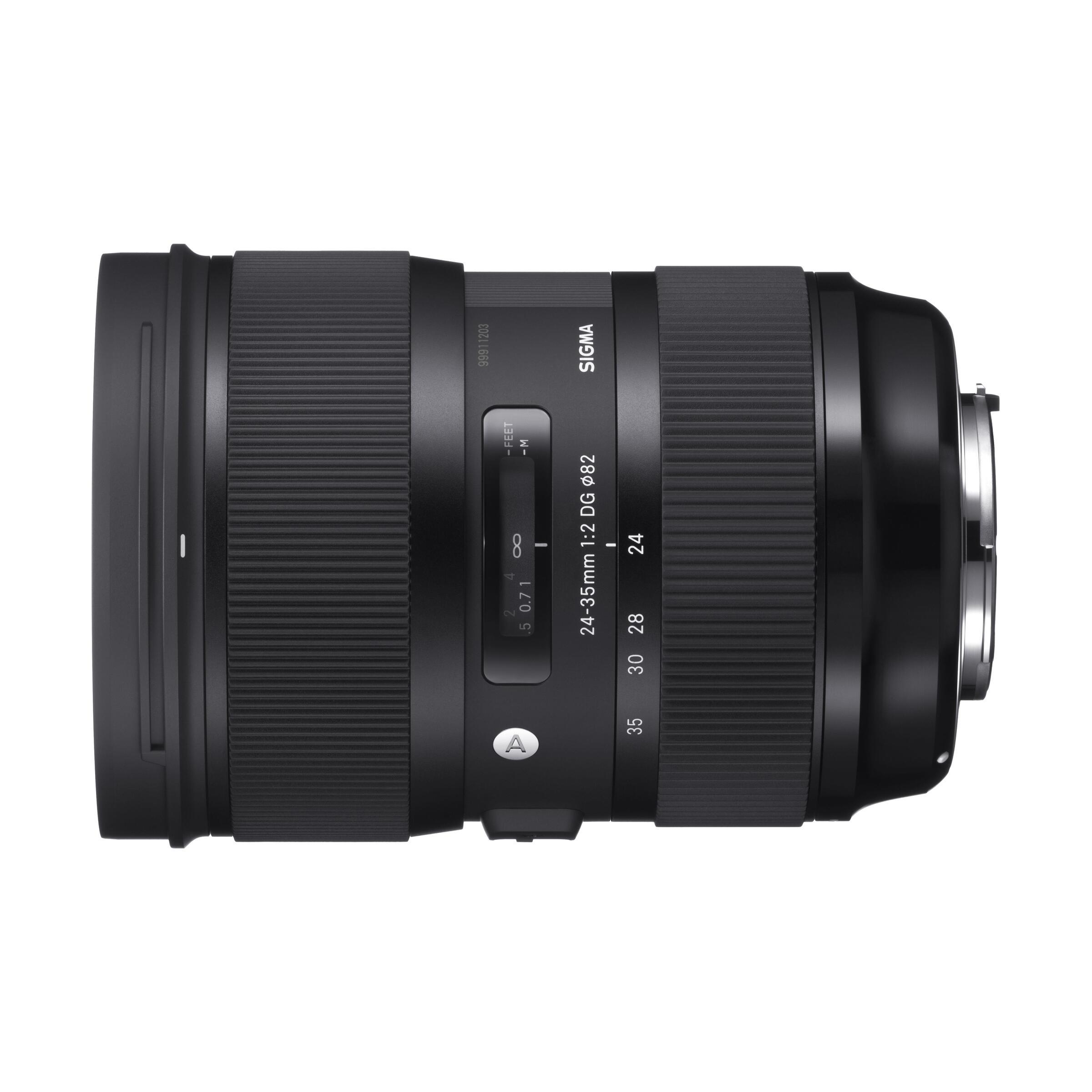 Sigma 24-35mm f/2,0 DG HSM Art für Canon