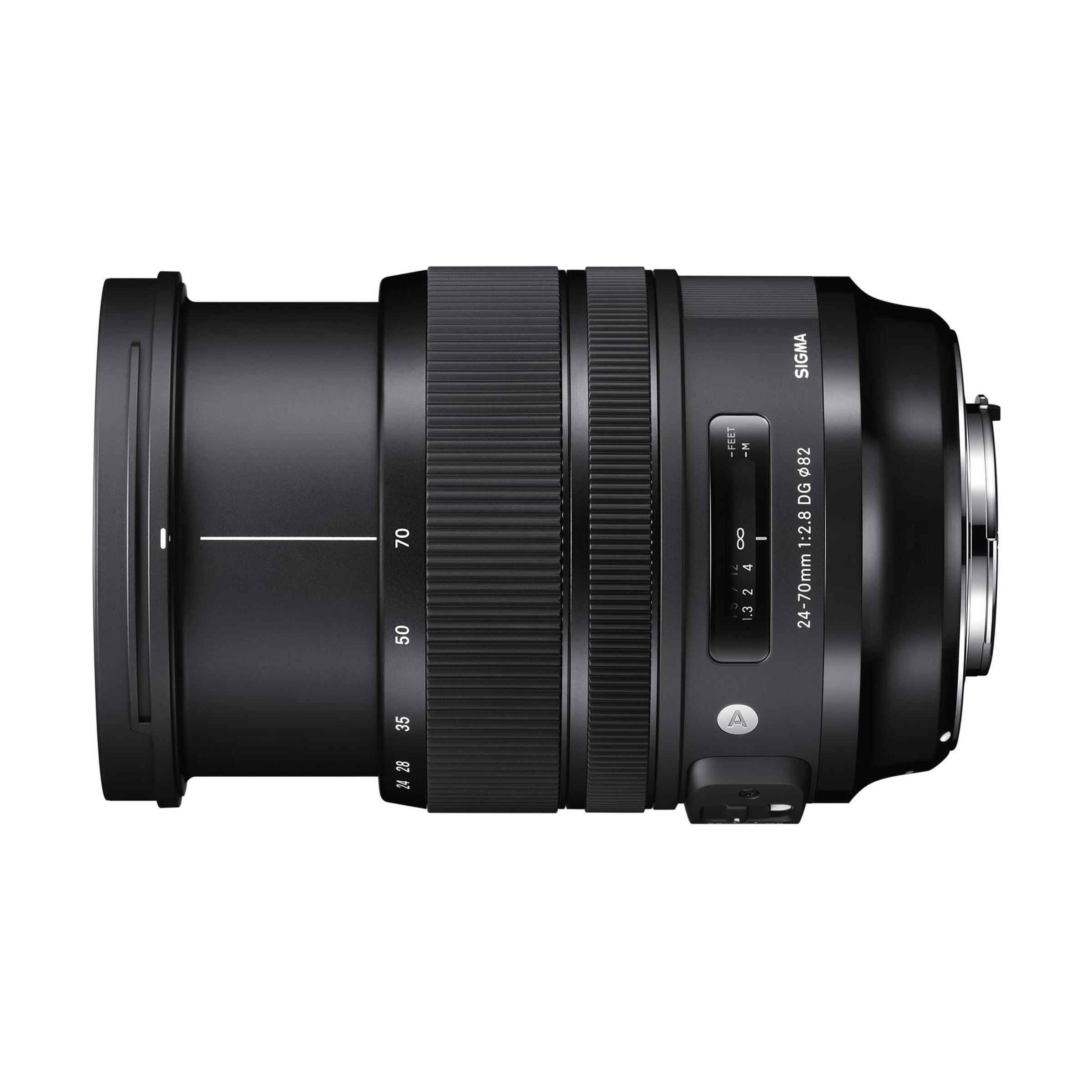 Sigma 24-70mm f/2,8 DG OS HSM Art für Canon EF