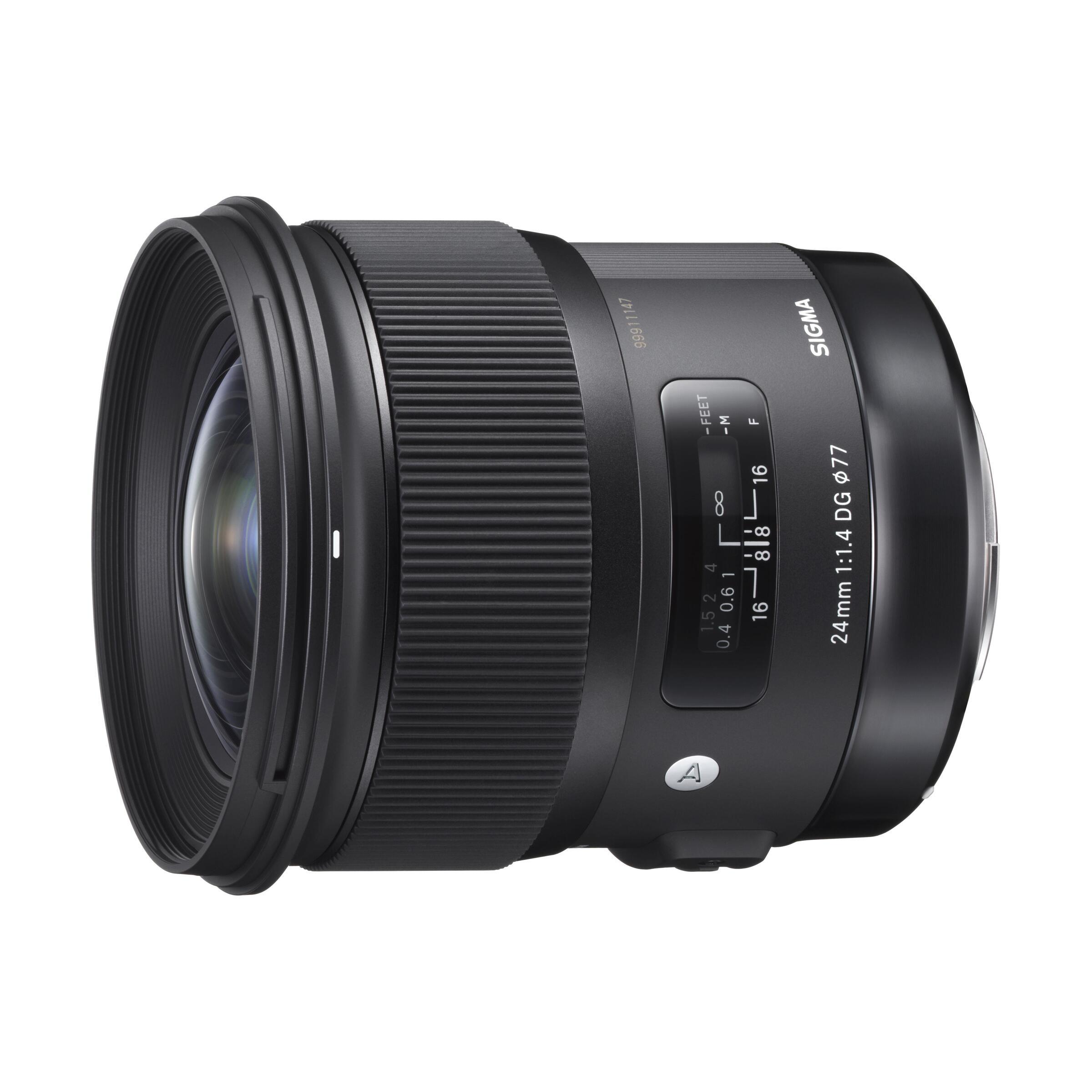 Sigma 24mm f/1,4 DG HSM Art für Canon