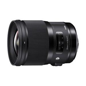 Sigma 28mm f/1,4 DG HSM Art für Canon EF