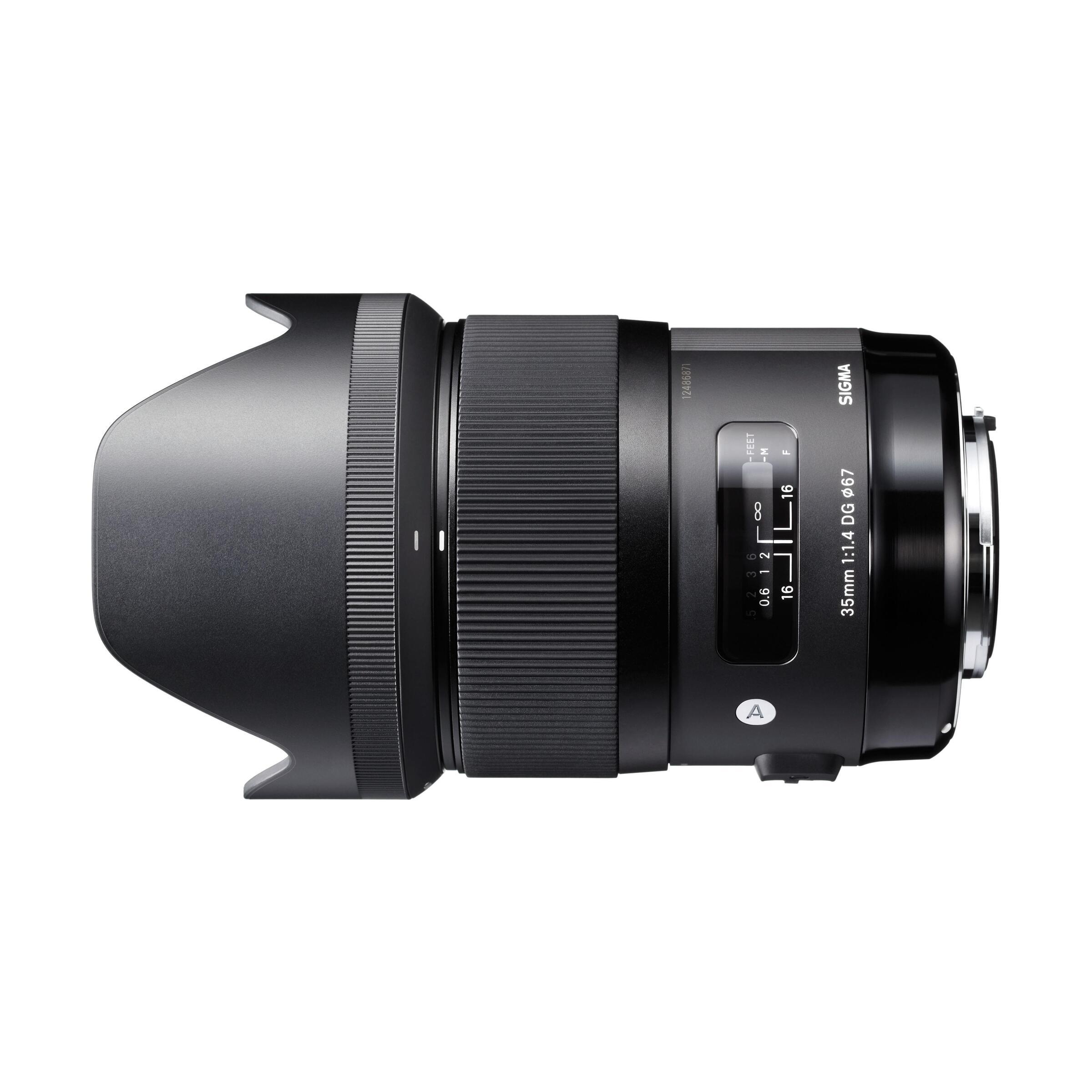 Sigma 35mm f/1,4 DG HSM Art für Canon