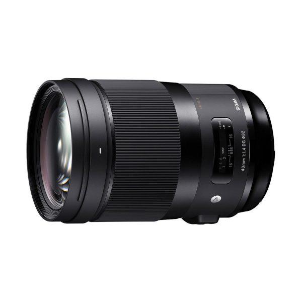 Sigma 40mm f/1,4 DG HSM Art für Canon