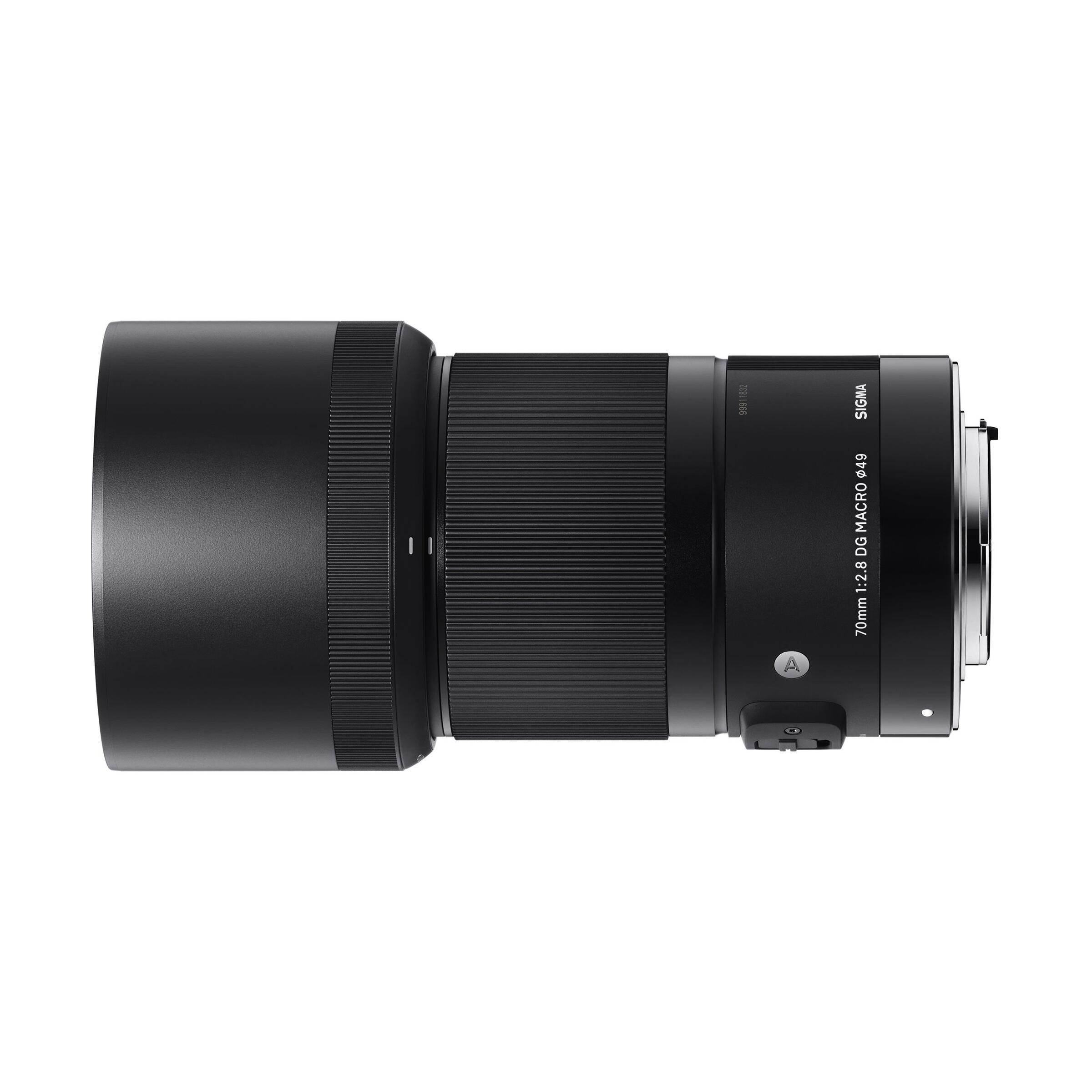 Sigma 70mm f/2,8 DG MACRO Art für Canon EF