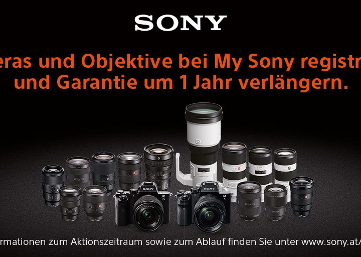 Sony Garantieverlängerung
