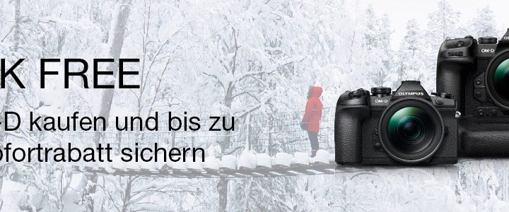 Olympus Winter Deals