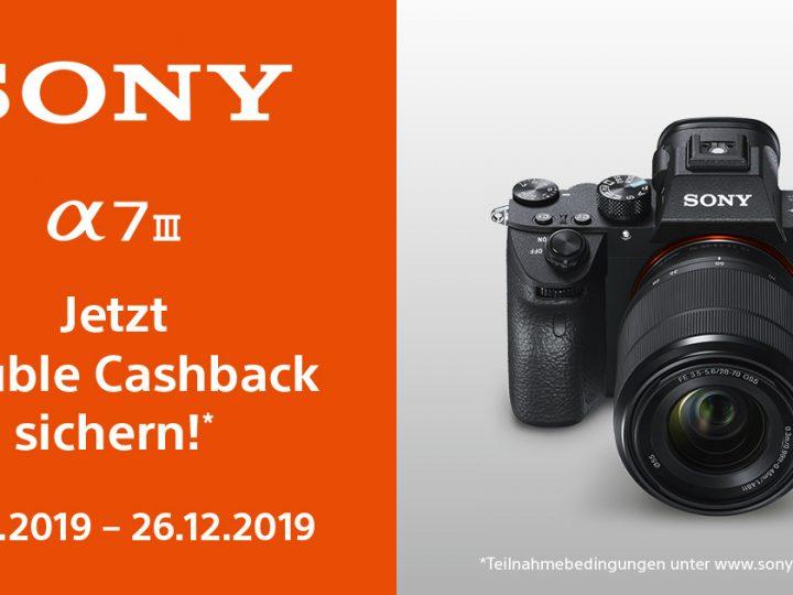 Sony A7 III Double Cashback