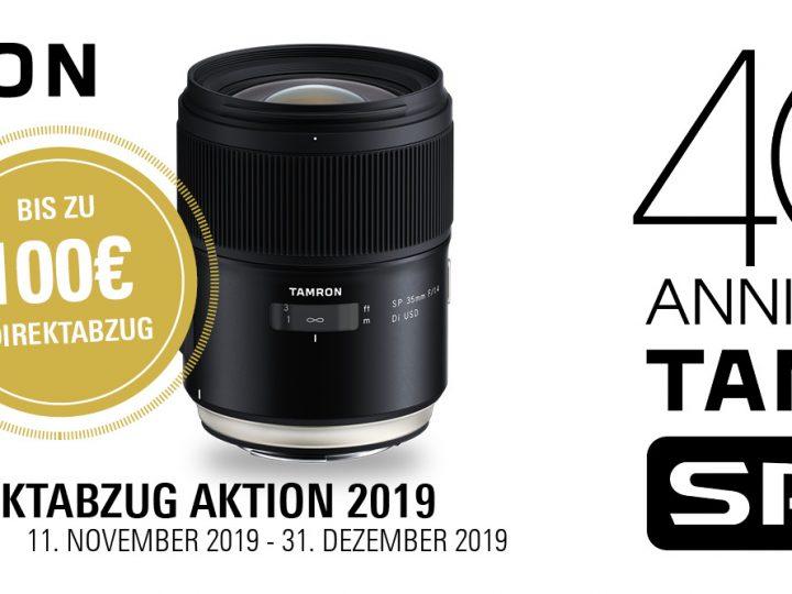 Tamron Direktabzug Aktion 2019