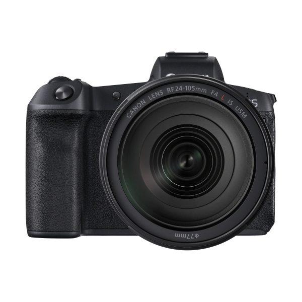 Canon EOS R + RF 24-105mm L IS USM + Adapter EF-EOS R