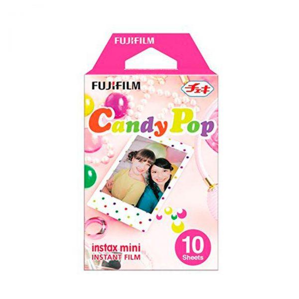 Fujifilm instax mini Sofortbildfilm - Candy Pop - 10 Aufnahmen