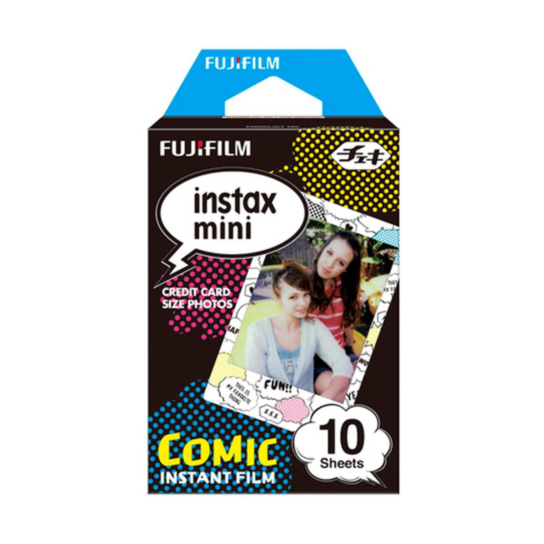 Fujifilm instax mini Sofortbildfilm - Comic - 10 Aufnahmen