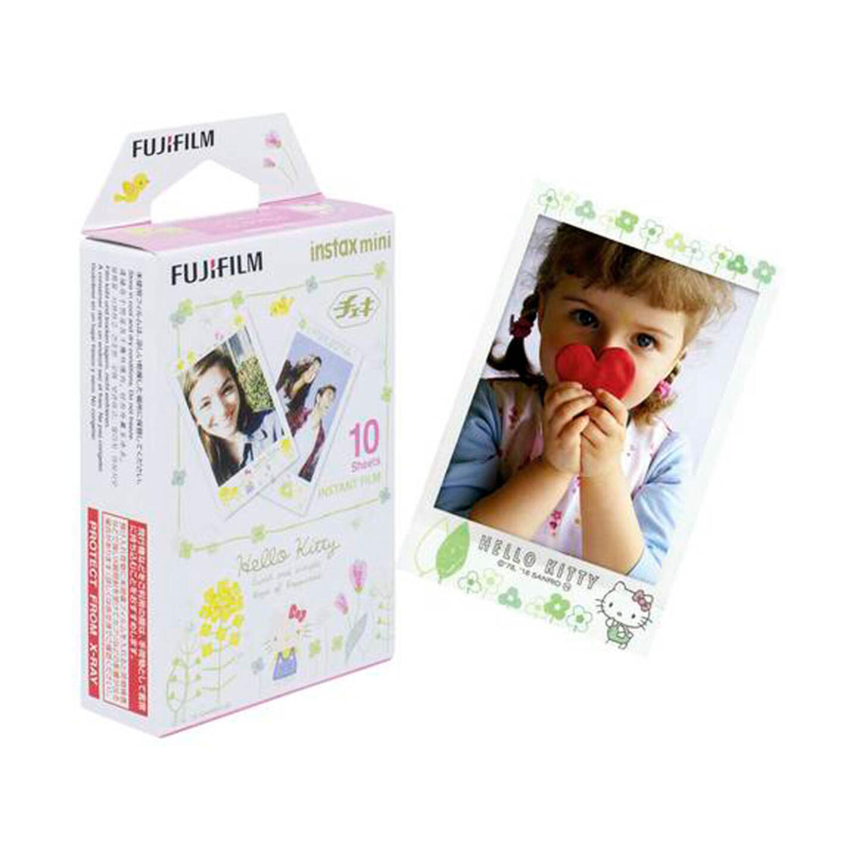 Fujifilm instax mini Sofortbildfilm - Hello Kitty - 10 Aufnahmen