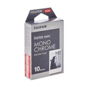 Fujifilm instax mini Sofortbildfilm - Monochrome - 10 Aufnahmen