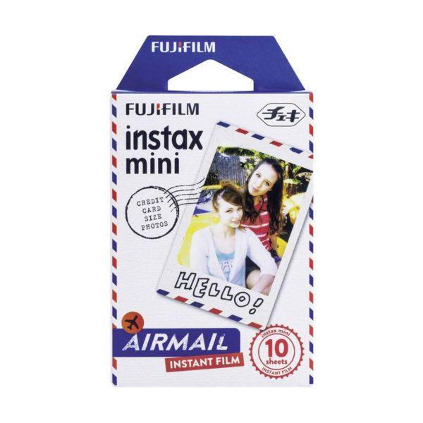 Fujifilm instax mini Sofortbildfilm - Airmail - 10 Aufnahmen