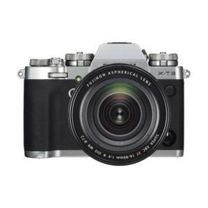 Fujifilm X-T3 + XF 16-80mm R OIS WR : Silber