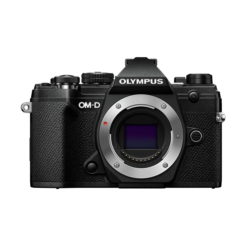 Olympus OM-D E-M5 Mark III : Schwarz